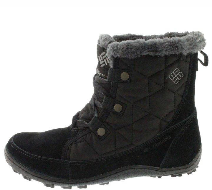 Columbia Women S Shoes Omni Heat Waterproof Winter Boot