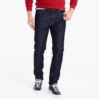 J.Crew Mercantile Sutton straight-fit jean in dark wash