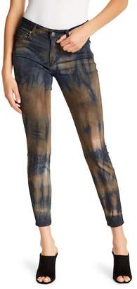 Genetic Los Angeles Elle Tie-Dye Skinny Jeans