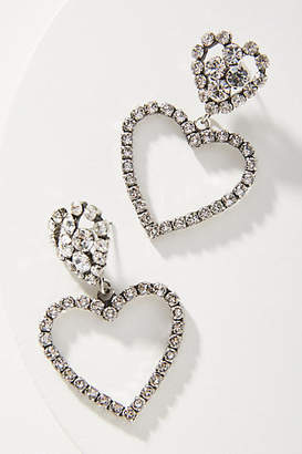 Dannijo Lola Love Drop Earrings