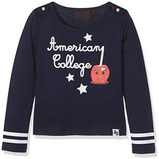 American College Girl's Jlongapple Long-Sleeved Top,(Manufacturer Sizes: 4)