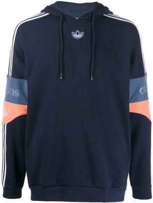 adidas Team Signature trefoil-logo hoody