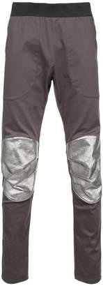 Zambesi knee patch track trousers