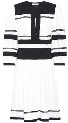 Etoile Isabel Marant Isabel Marant, Étoile Ramsey cotton dress