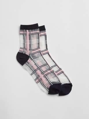 Gap Mix-Fabric Socks