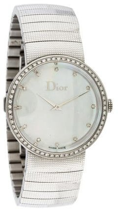 Christian Dior  Christian Dior Baby D Watch