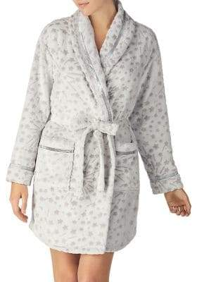 Kensie Starry Belted Robe