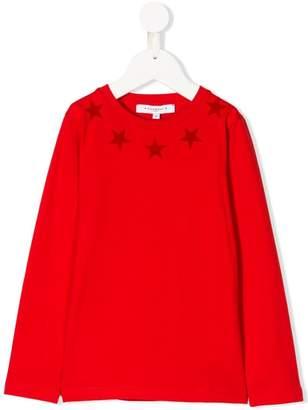 Givenchy Kids star print T-shirt