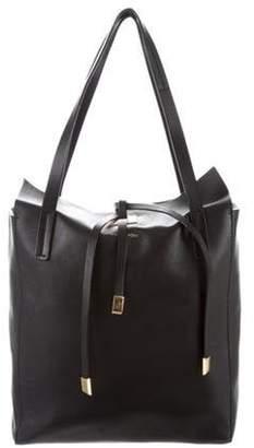 Michael Kors Miranda Leather Bag Black Miranda Leather Bag