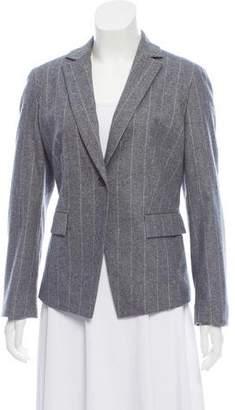St. Emile Stripe Wool Blazer
