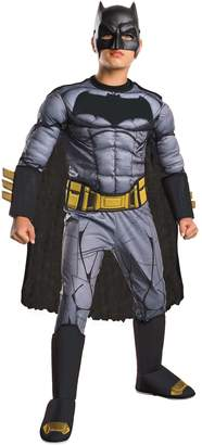 Rubie's Costume Co Rubie's Costumes Deluxe Muscle Chest Batman Costume (Little Boys & Big Boys)