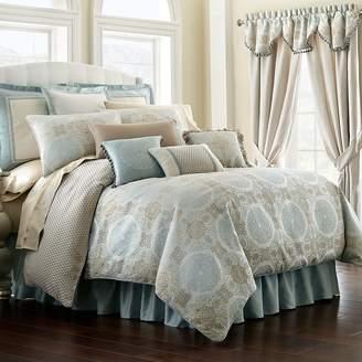 Waterford Jonet Reversible Comforter Set, King