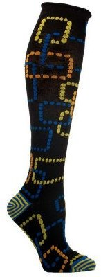 Ozone Design Set of 2 Retro Gaming Socks
