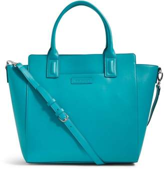 Vera Bradley Teal Faux Leather