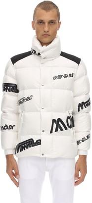 Moncler Genius Mare Nylon Down Jacket