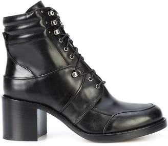 Tabitha Simmons lace-up boots