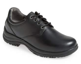 Dansko 'Walker' Plain Toe Derby