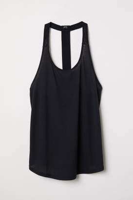 H&M Sports Tank Top - Black