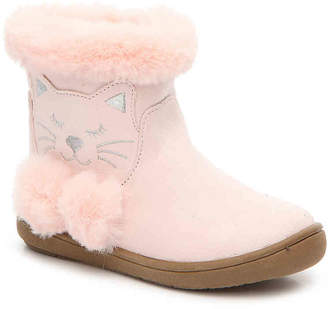 Rampage Lil Purr Toddler Boot - Girl's
