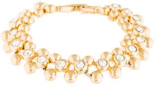 GivenchyGivenchy Crystal Link Bracelet