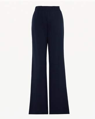 Juicy Couture JXJC Juicy Logo Wide Leg Side Zip Terry Pant