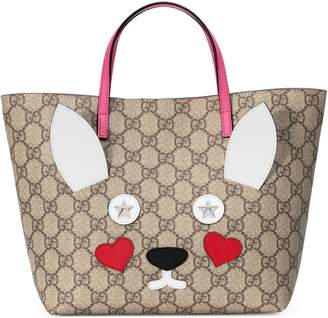 Children's rabbit tote $650 thestylecure.com