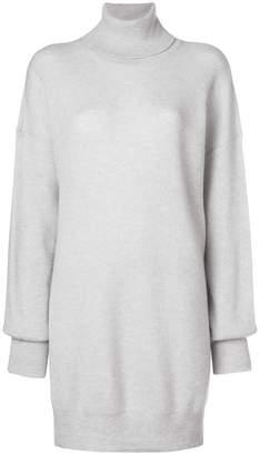 Maison Margiela turtle-neck sweater dress
