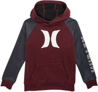 Hurley Solar Icon Dri-FIT Pullover Hoodie