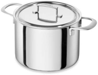 Zwilling J.A. Henckels Sensation 8 qt. Stainless Steel Covered Stock Pot