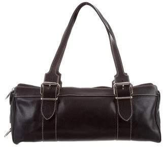 Fendi Leather E/W Handle Bag