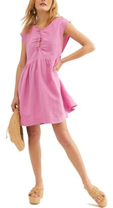 Free People Olivia Empire Waist Dress