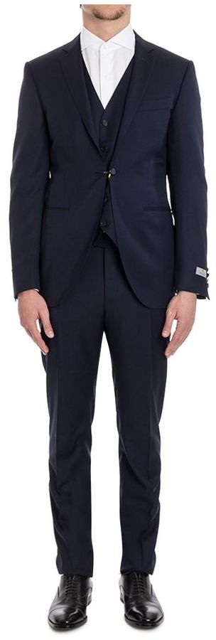 CanaliCanali Suit Vest Bf00486 308 Ti 8r