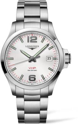 Longines Conquest VHP Bracelet Watch, 43mm