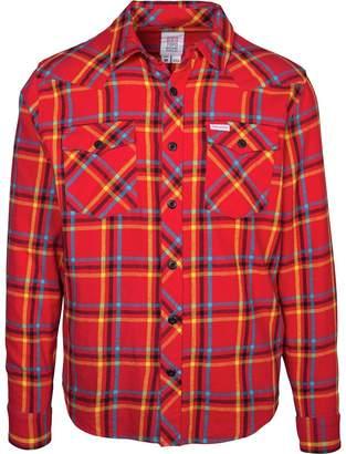 Topo Designs Mountain Flannel Shirt - Men's