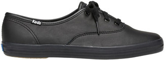 Keds Champion Leather WH45780 Black Sneaker