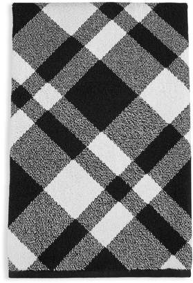 Charter Club Home Plaid Cotton Bath Towel