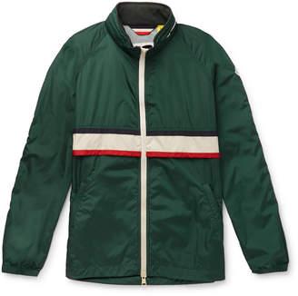 Moncler Genius - 2 1952 Allos Contrast-Trimmed Nylon Jacket