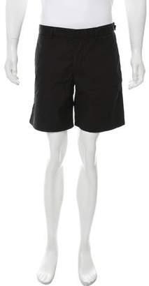 Prada Sport Flat Front Casual Shorts