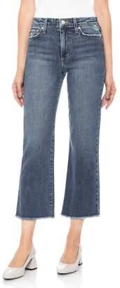 Joe's Jeans Wyatt Crop Wide Leg Jeans