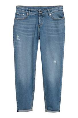 H&M H & M+ Boyfriend Jeans - Denim blue - Women