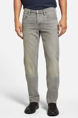 Frame L'Homme Slim Fit Jeans (Badlands)
