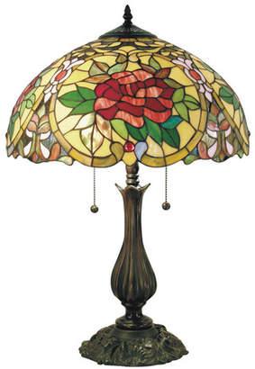Tiffany & Co. Large Camellia Table Lamp
