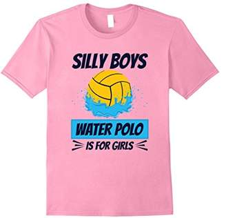 Water Polo Women T-Shirts -- Water Polo Is For Girls