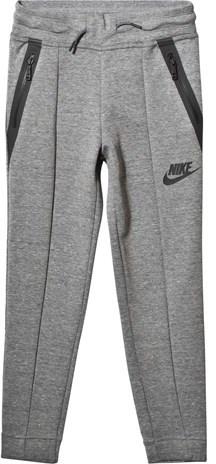 NIKE Grey Sportswear Tech Fleece Track Pants