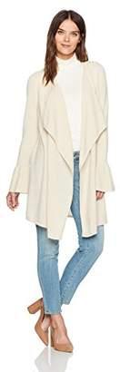 Design History Women's Easy Long Cozy Sweater