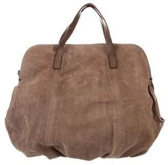 dedfba0b56 Brunello Cucinelli Distressed Leather Tote
