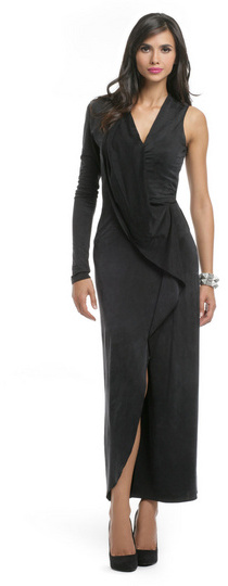 Christian Cota Black Out Dress