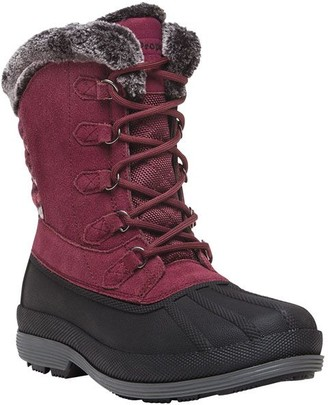 Propet Cold Weather Boots - Lumi Lace Tall