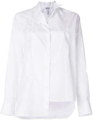 Loewe asymmetric shirt