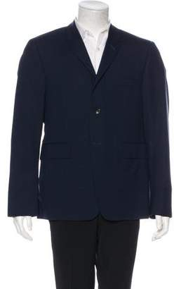 Thom Browne Three-Button Wool Blazer